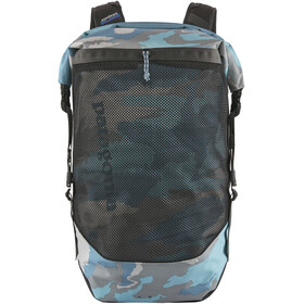 Patagonia Planing Roll Top Pack 35l, kansas sky/berlin blue